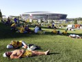 Ровно 4 года назад Украина проиграла Англии на Евро-2012 в Донецке