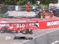 Авария Массы на Гран-при Монако