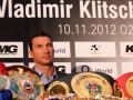 Владимир Кличко отказался от борьбы за чемпионский титул WBO