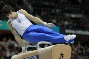 Украинские гимнасты пробились в финал командных соревнований Олимпиады