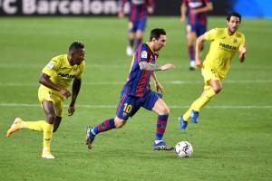 Барселона - Вильярреал 4:0 видео голов и обзор матча чемпионата Испании