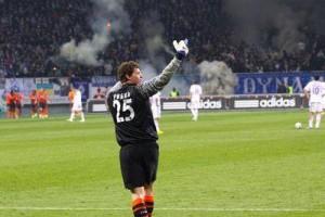 Фанаты Динамо не могут простить Рыбке неприличный жест