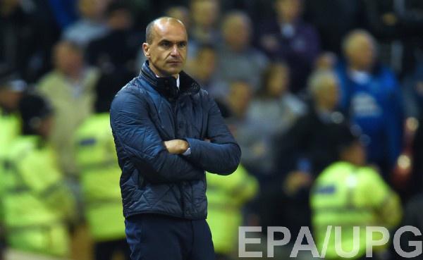 Мартинес отправлен в отставку