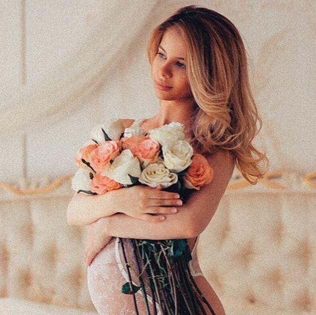 Карина - жена Максима Коваля