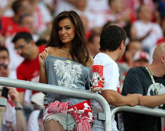 Наталья Сивец - секс-символ сборной Польши
