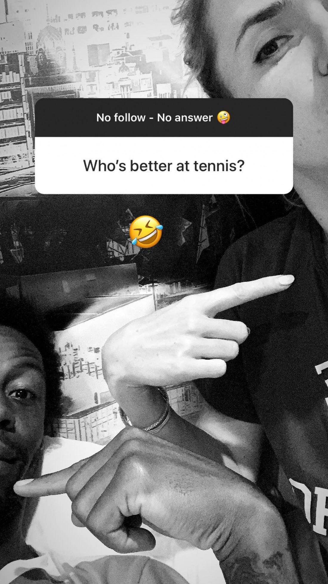 Кто лучше играет в теннис?