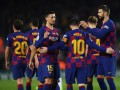 Барселона огласила заявку на матч с Реалом