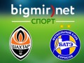Шахтер - БАТЭ - 5:0 трансляция матча Лиги чемпионов
