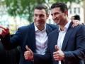 Владимир Кличко: Спарринги с братом были очень эмоциональными