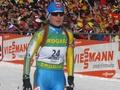 Контиолахти: Валя Семеренко четвертая в гонке преследования, золото у Домрачевой
