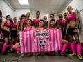 Футболистки из Манчестера сексуально рекламируют лигу Футбол в белье