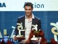 Роналду получил награду лучшему игроку Серии А