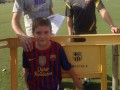 Барселона подписала шестилетнего бразильца