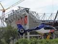 Фотогалерея: Горе Красных. На стадионе Твенте обрушилась крыша