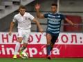 Заря и Олимпик сыграли вничью в чемпионате Украины