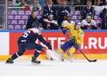 Швеция - Словакия 4:2 Видео шайб и обзор матча ЧМ по хоккею