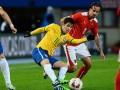 Австрия - Бразилия 1:2. Видео голов товарищеского матча