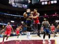 НБА: Чикаго переиграли Кливленд и другие матчи дня