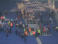 Во время матча Днепр - Металлист на трибунах произошла массовая драка