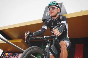 Польский велогонщик показал жуткое фото своих натруженных ног