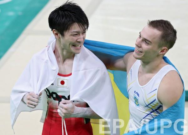 Кохэй Утимура и Олег Верняев