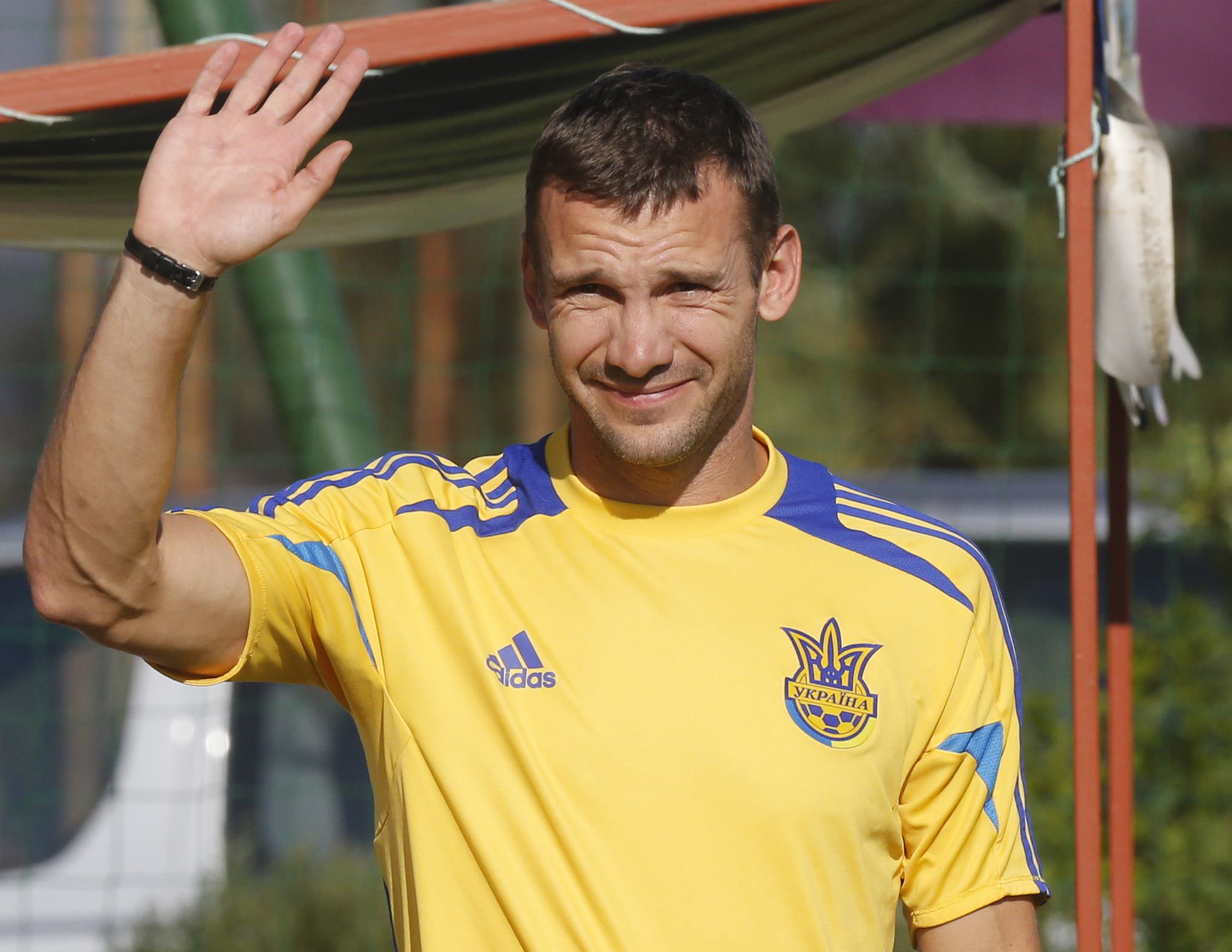 Андрей Шевченко считает, что Криштиану Роналду получил Золотой мяч заслужено