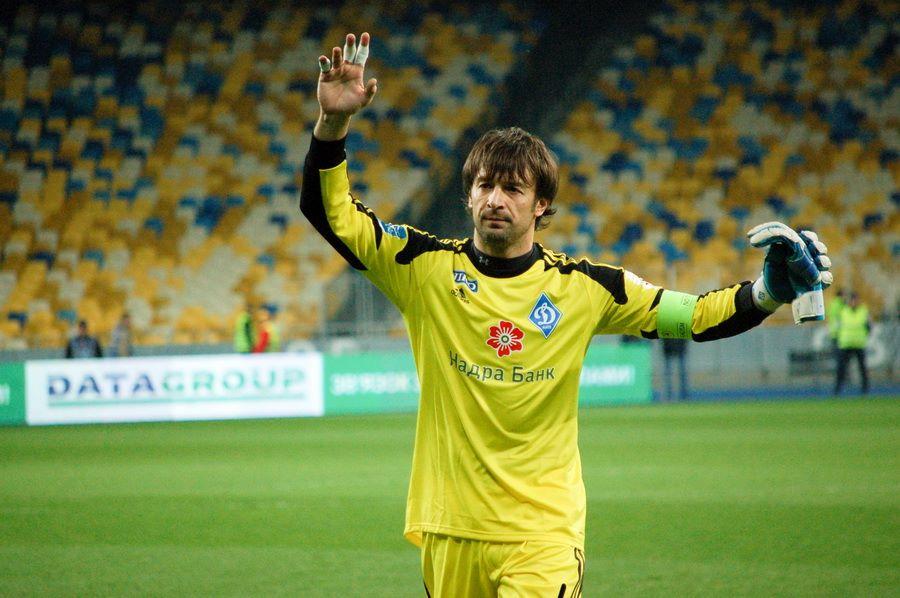 Александр Шовковский верит, что сборная Украины сможет пробиться на чемпионат мира