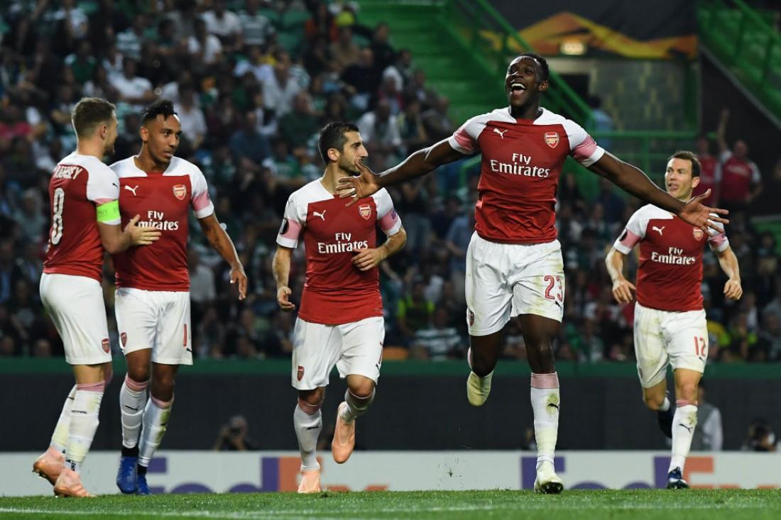 Арсенал обыграл Спортинг: Видео гола и обзор матча