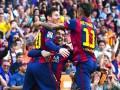 Нелетучие мыши: Барселона дома обыграла Валенсию