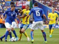 Италия – Швеция 1:0 Видео гола и обзор матча Евро-2016