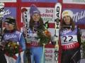 Красавица Тина Мазе стала чемпионкой мира в супергиганте (ФОТО)
