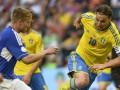 Ибрагимович весь матч обзывал игроков рыбацким сборищем