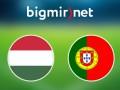 Венгрия - Португалия 3:3 Трансляция матча Евро-2016
