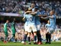 Манчестер Сити нанес поражение Тоттенхэму и возглавил АПЛ
