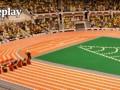 Олимпийская стометровка Лондона-2012. LEGO-версия