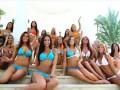 Солнечные красотки. Горячие черлидерши из США снялись в клипе