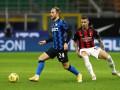 Интер на последней минуте вырвал победу в матче Кубка Италии против Милана