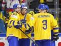 Швейцария – Швеция: видео онлайн трансляция матча ЧМ по хоккею