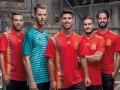 Испания показала форму, в которой поедет на ЧМ-2018