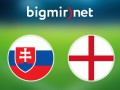 Словакия - Англия 0:0 Трансляция матча Евро-2016