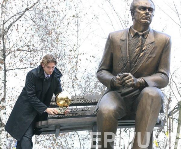 Шевченко - последний обладатель Золотого мяча в Украине