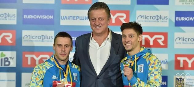 Украинцы Кваша и Колодий взяли бронзу чемпионата мира в Будапеште