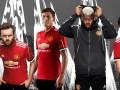 Манчестер Юнайтед представил домашнюю форму на новый сезон