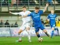 Заря - Динамо 2:3 видео голов и обзор матча УПЛ