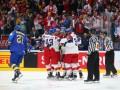 ЧМ-2019 по хоккею: Чехия разгромила действующего чемпиона сборную Швеции