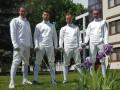 Украинцы победили на этапе Кубка мира по фехтованию на шпагах