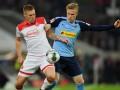 Фортуна - Боруссия М 1:4 видео голов и обзор матча чемпионата Германии
