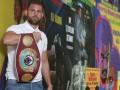 Британец Сондерс отменил чемпионский бой против украинца Бурсака