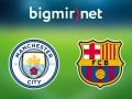 Манчестер Сити - Барселона 3:1 Трансляция матча Лиги чемпионов