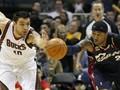 NBA: Пока Король отдыхал